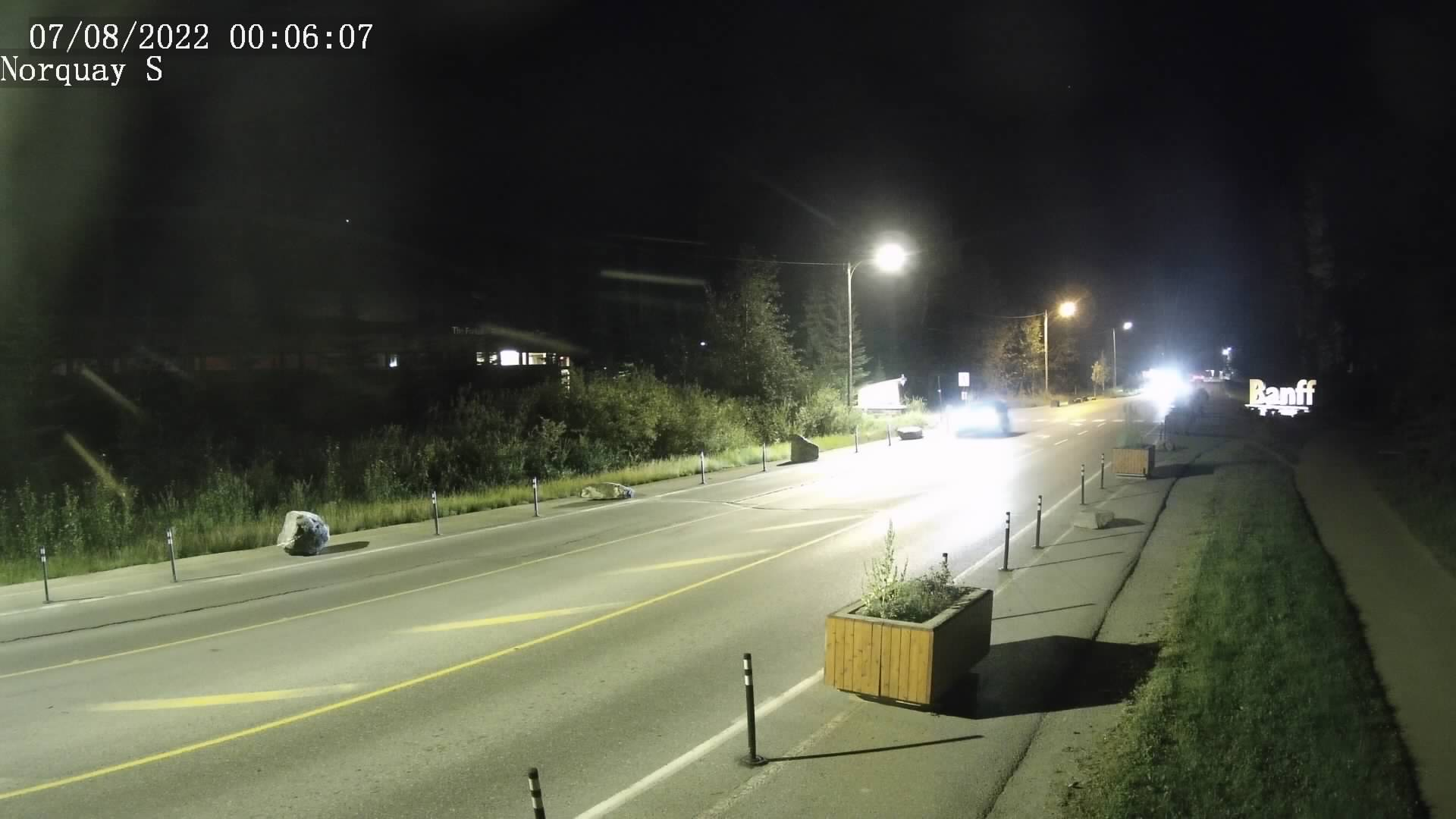 Traffic Cameras | Banff, AB - Official Website